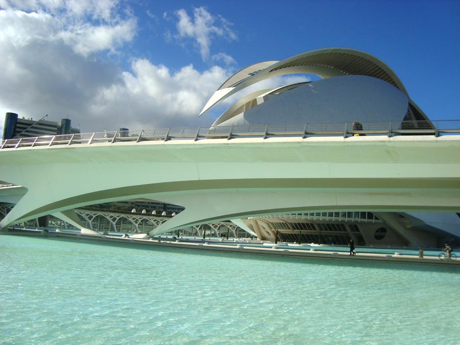 Valencia, Ciudad de las ciencias y las artes