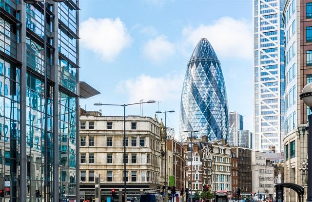 arquitectura Londres
